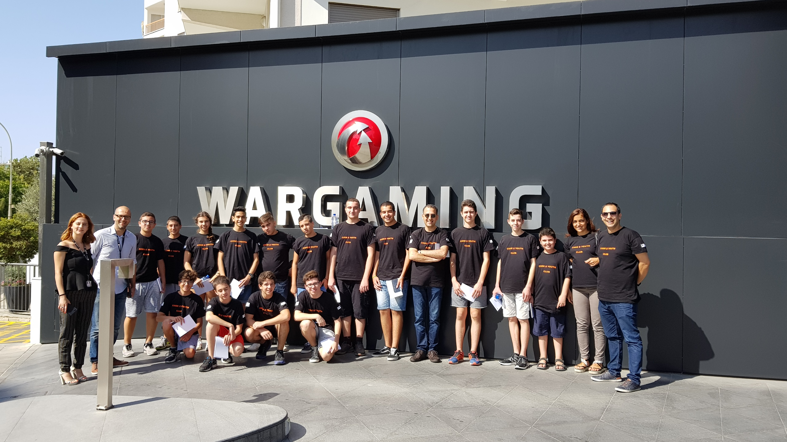 Summer School CYPRUS VISIT WARGAMING