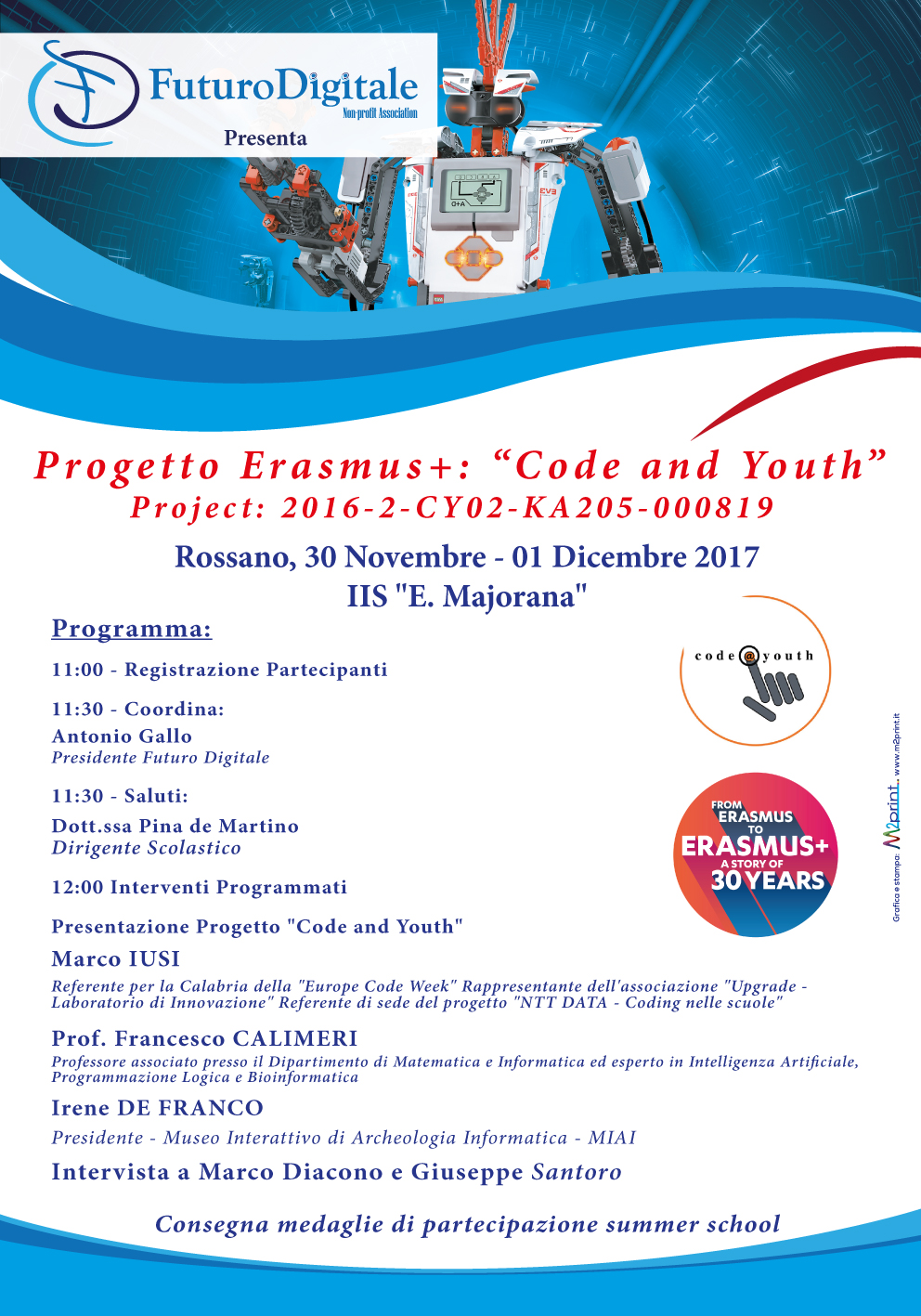 E3 Code And Youth
