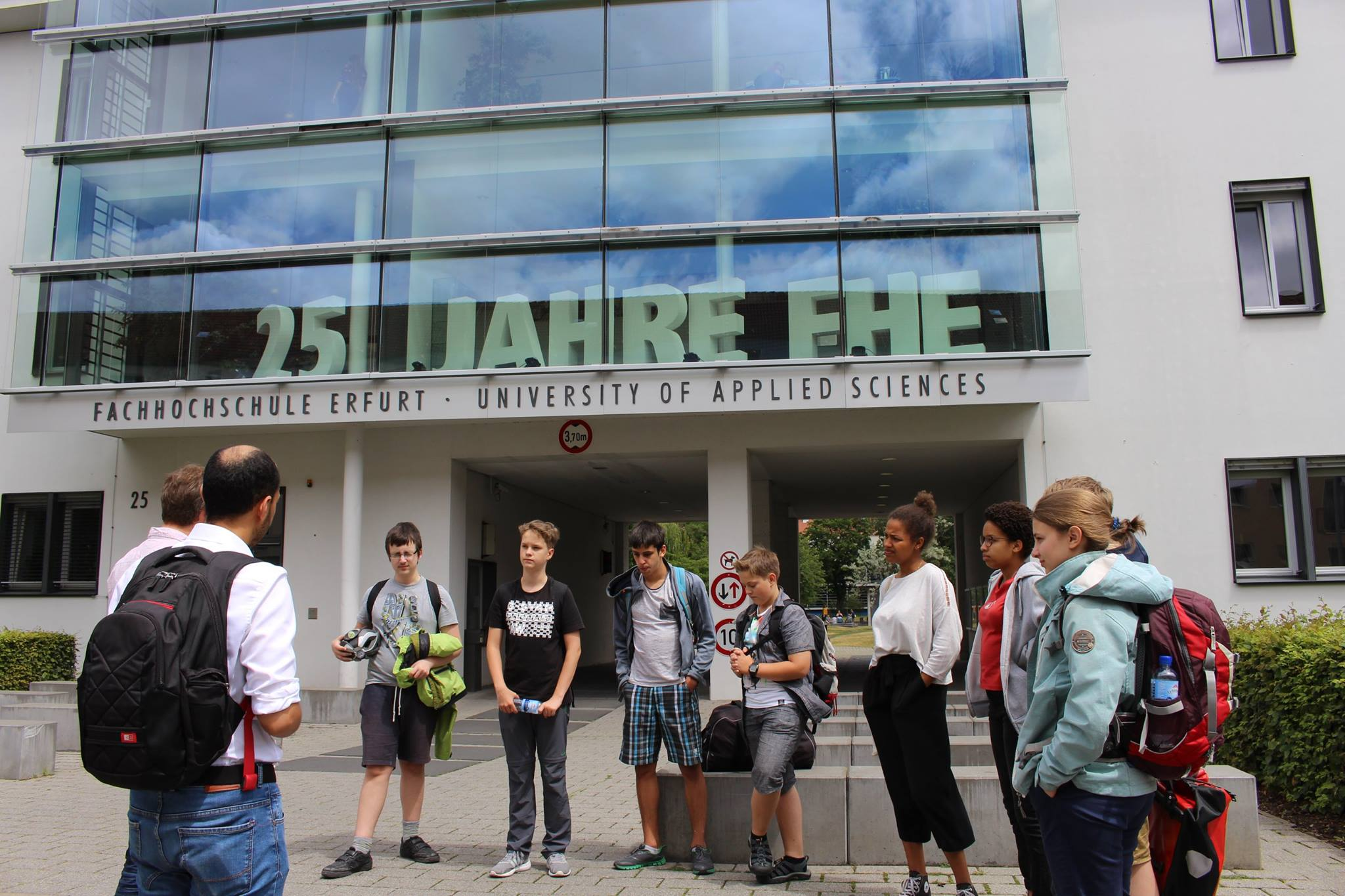 Summer School GERMANY-VISIT